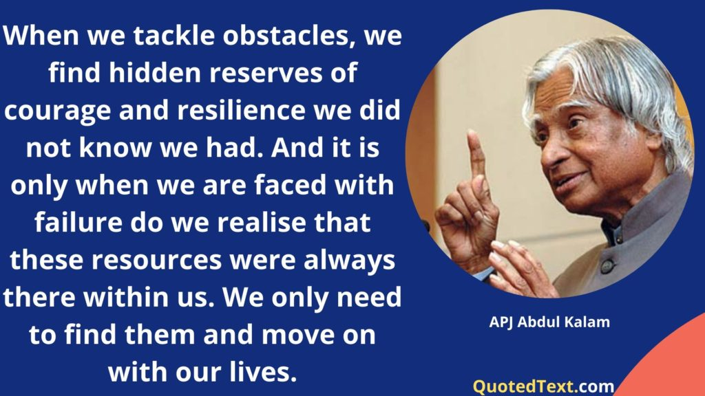 Kalam Thoughts on education