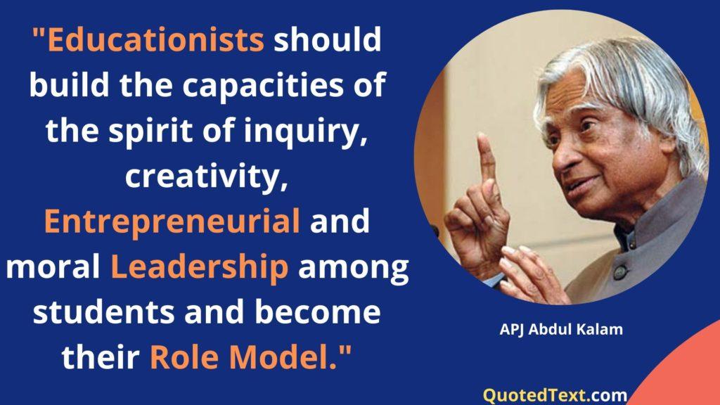 Abdul Kalam Q!uotes