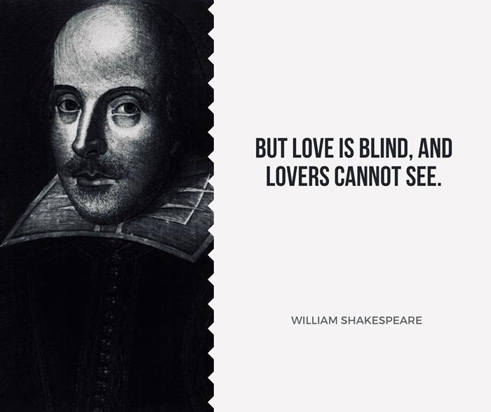 quotes of William Shakespeare