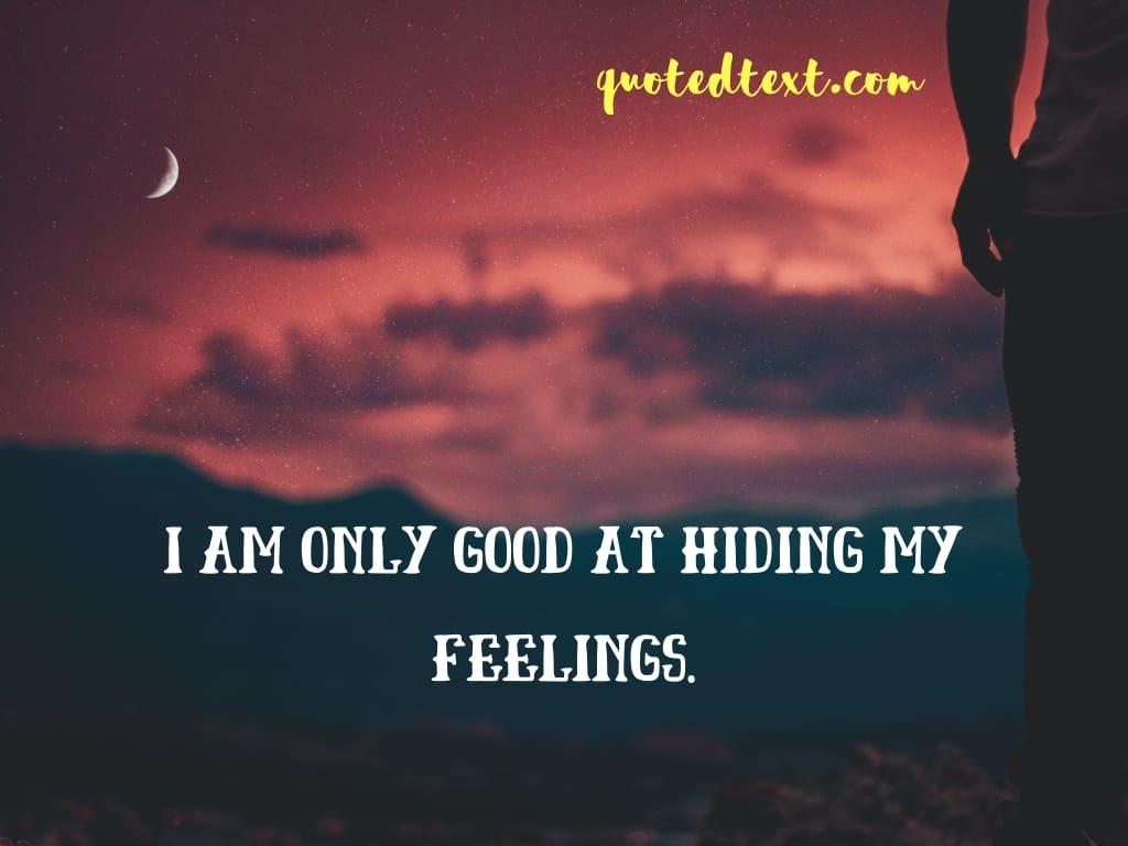 alone feelings status