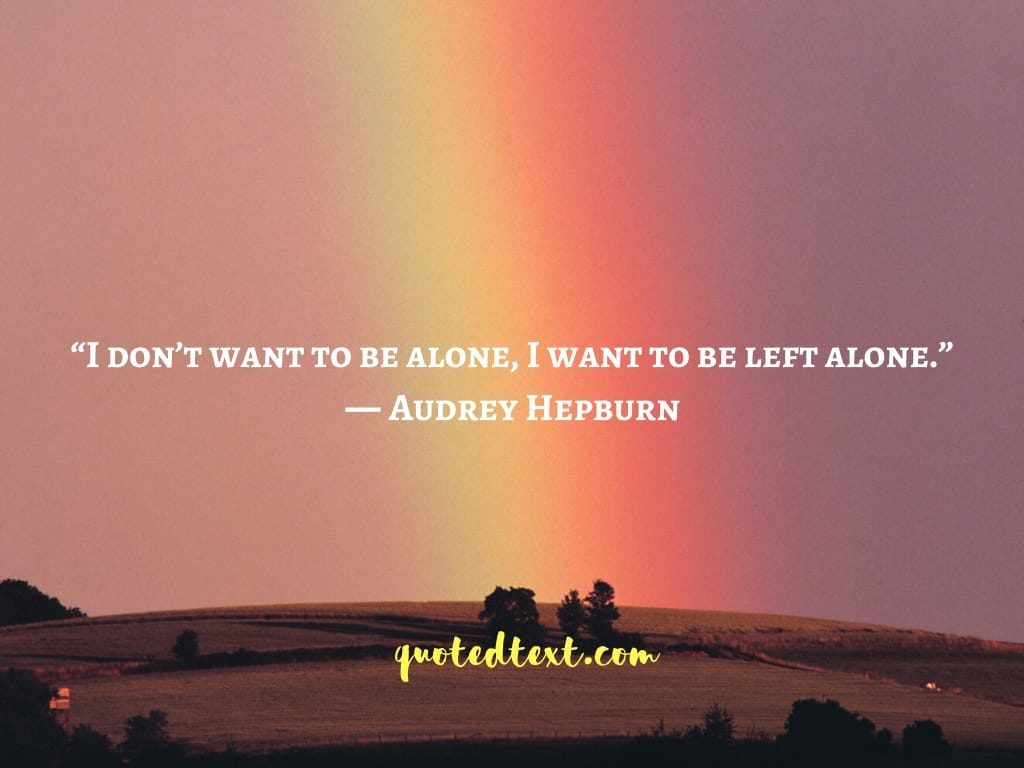 alone-quotes-famous