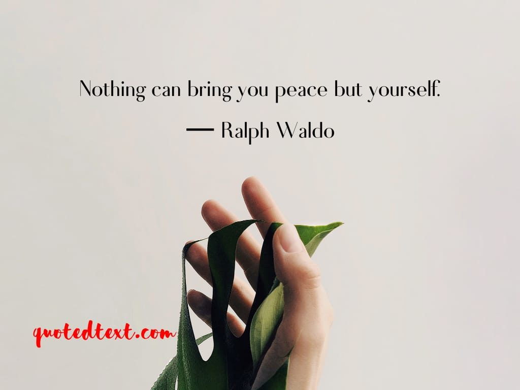 quotes by ralph waldo