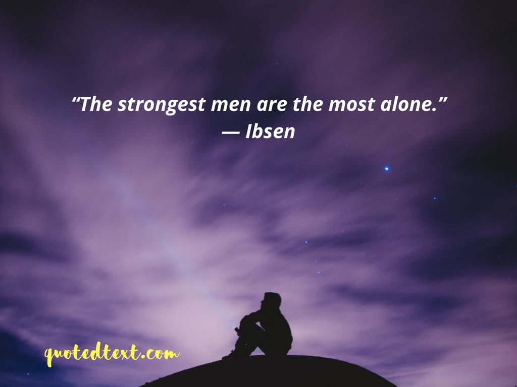 quotes by ibsen