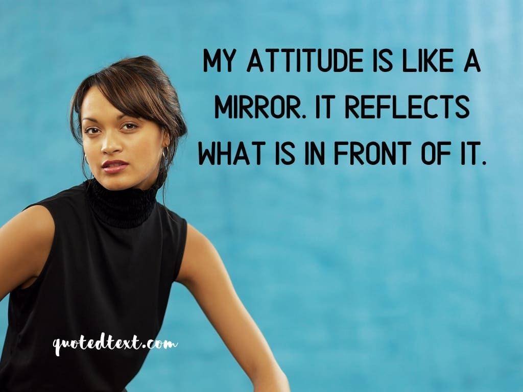 attitude best new status