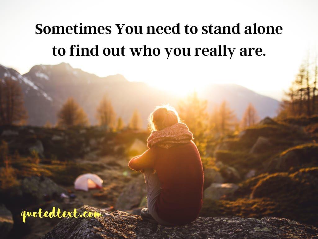 stand alone status
