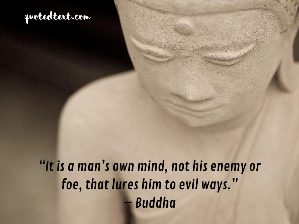 buddha quotes on mind