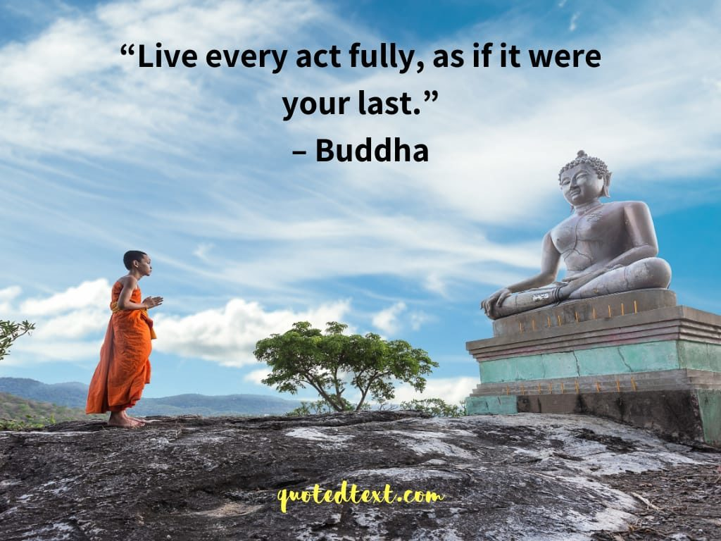 buddha quotes on live life