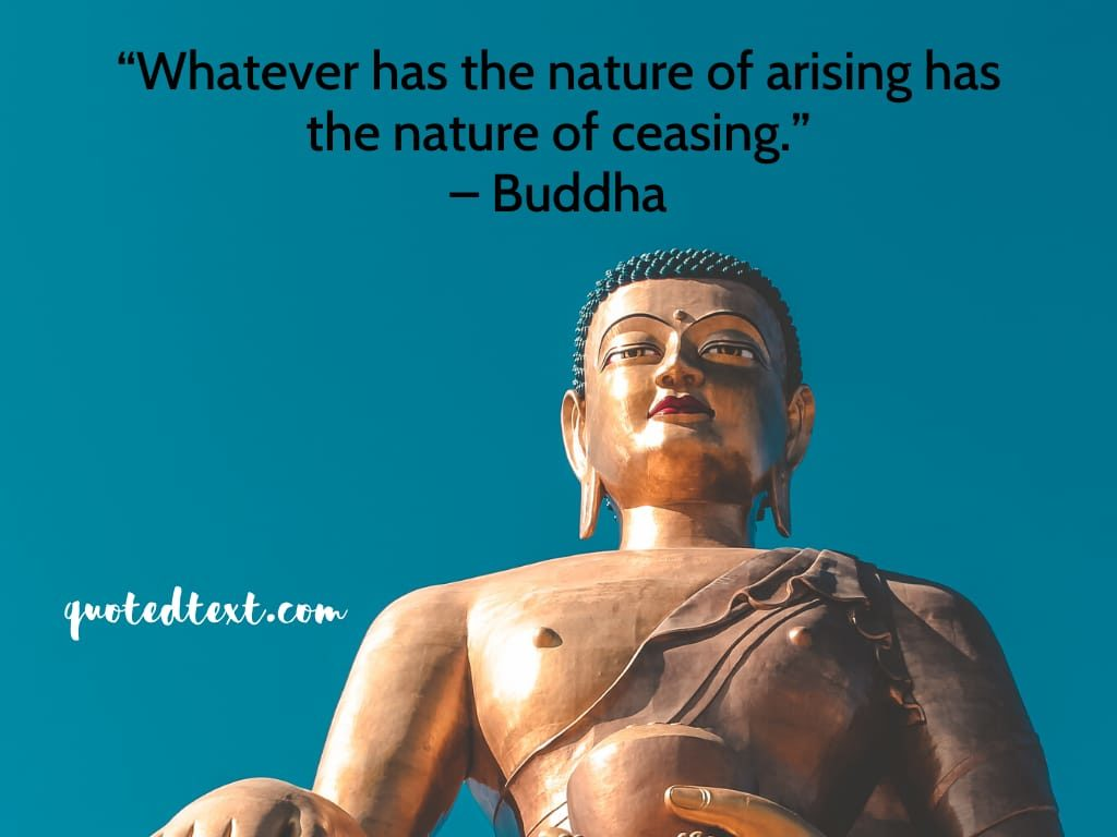 buddha quotes on nature