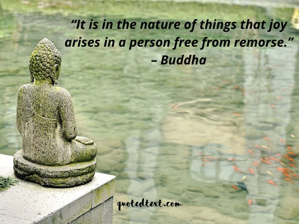 nature quotes by buddha