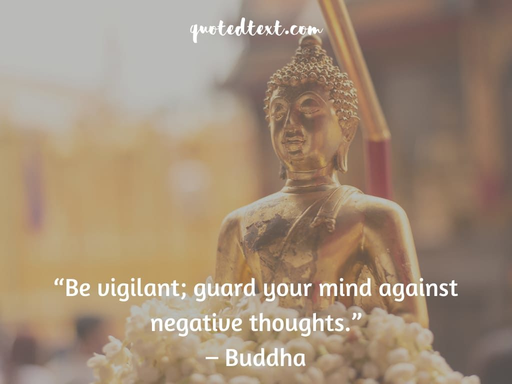 buddha quotes on mind and thoughts