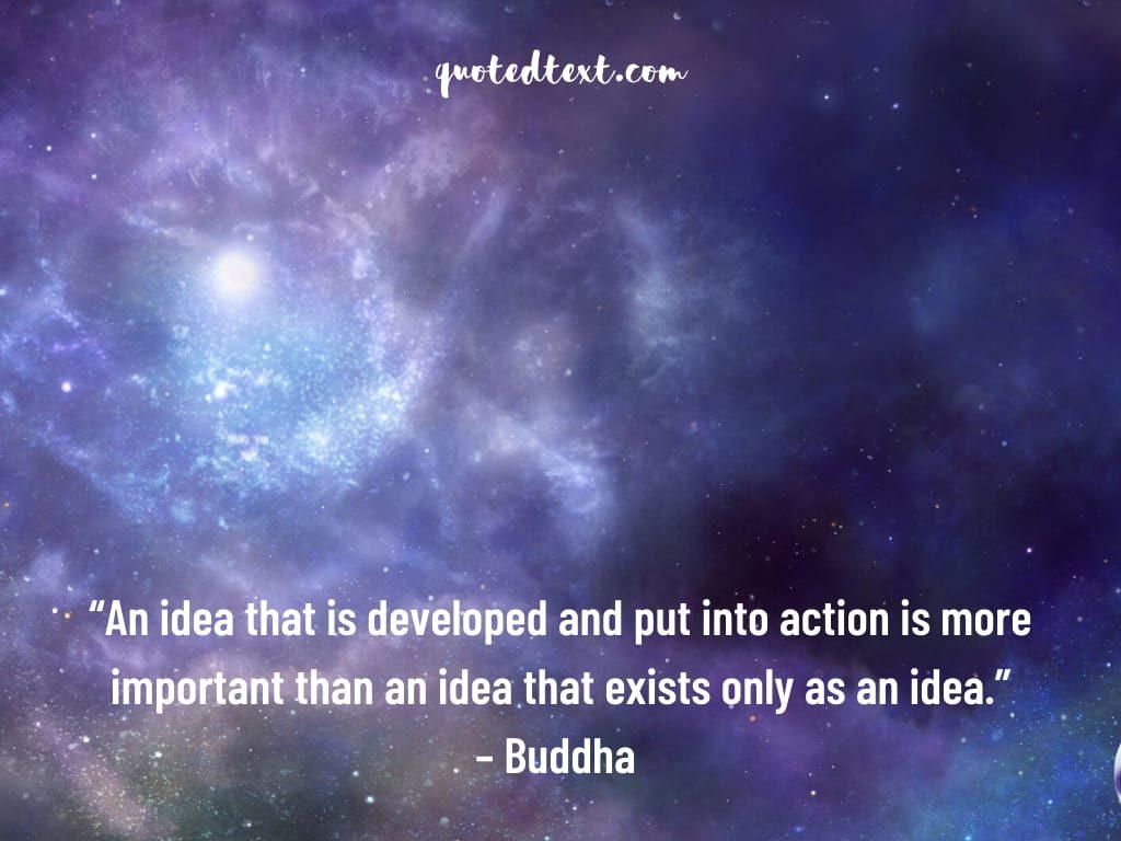 buddha quotes on idea