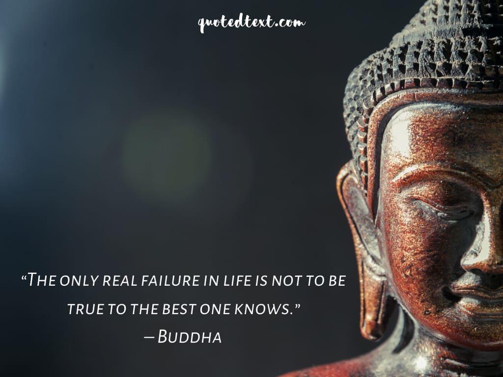 buddha quotes on failure