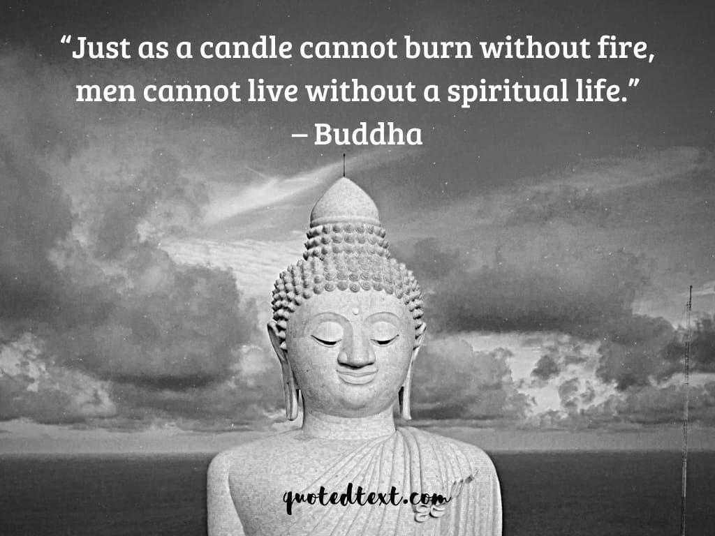 buddha quotes on spiritual life