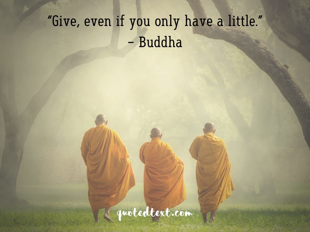 buddha quotes on spreading love