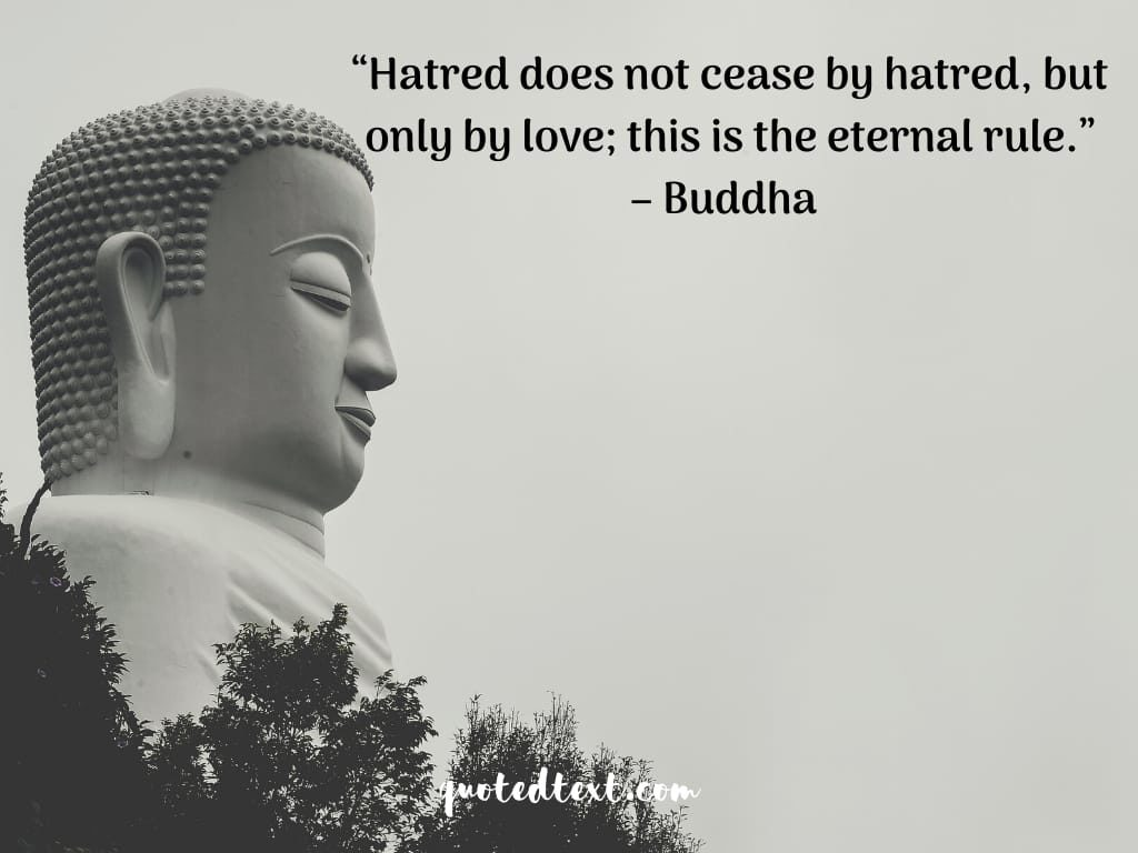 hatred quotes by buddha
