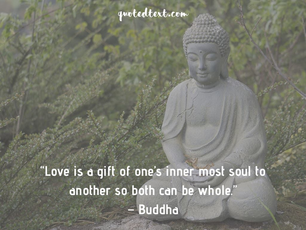 love quotes by buddha
