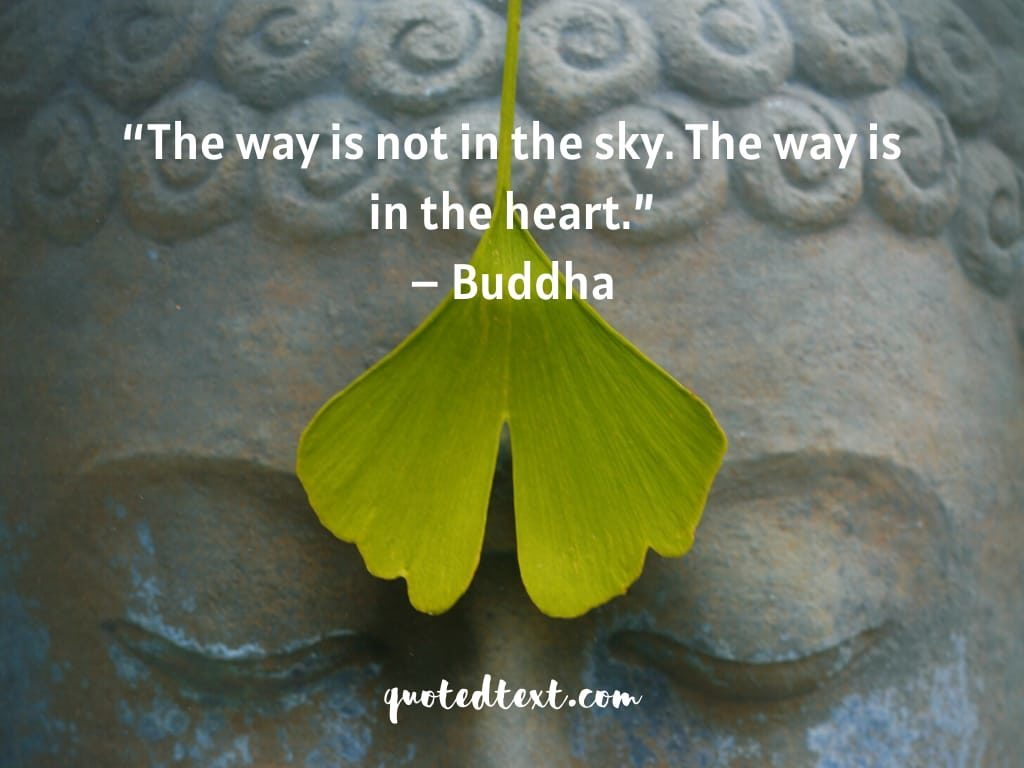 buddha quotes on heart