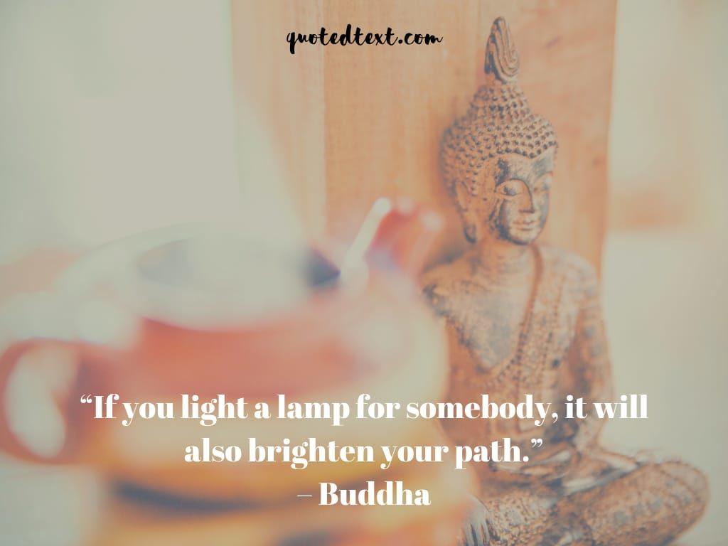 buddha quotes on brighten future