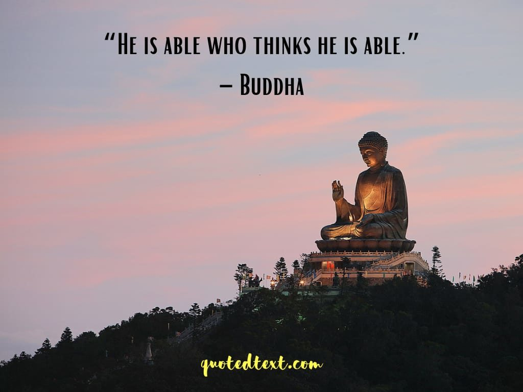 best buddha quotes in mind