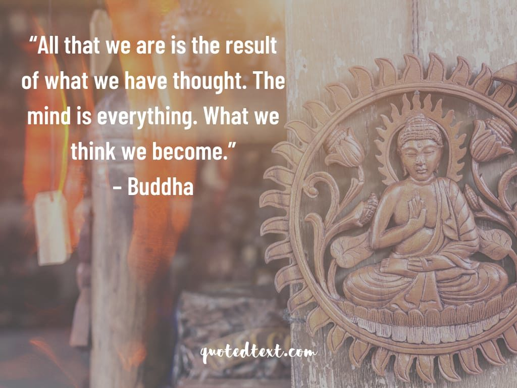 mind quotes by buddha