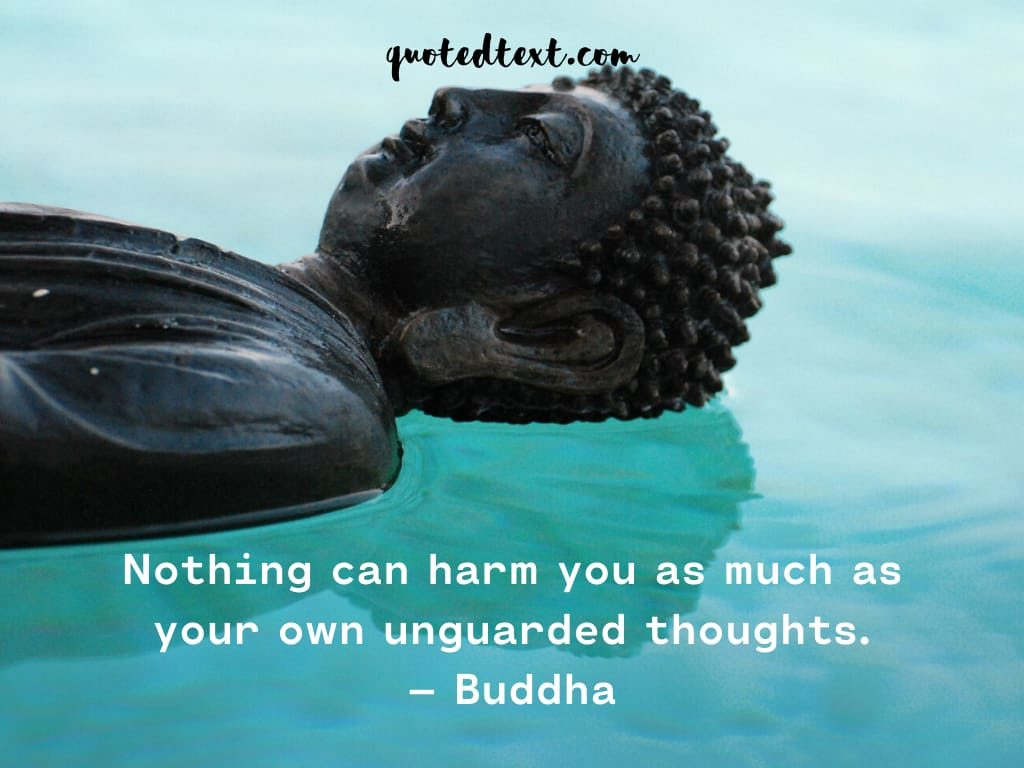 buddha quotes on bad thoughts
