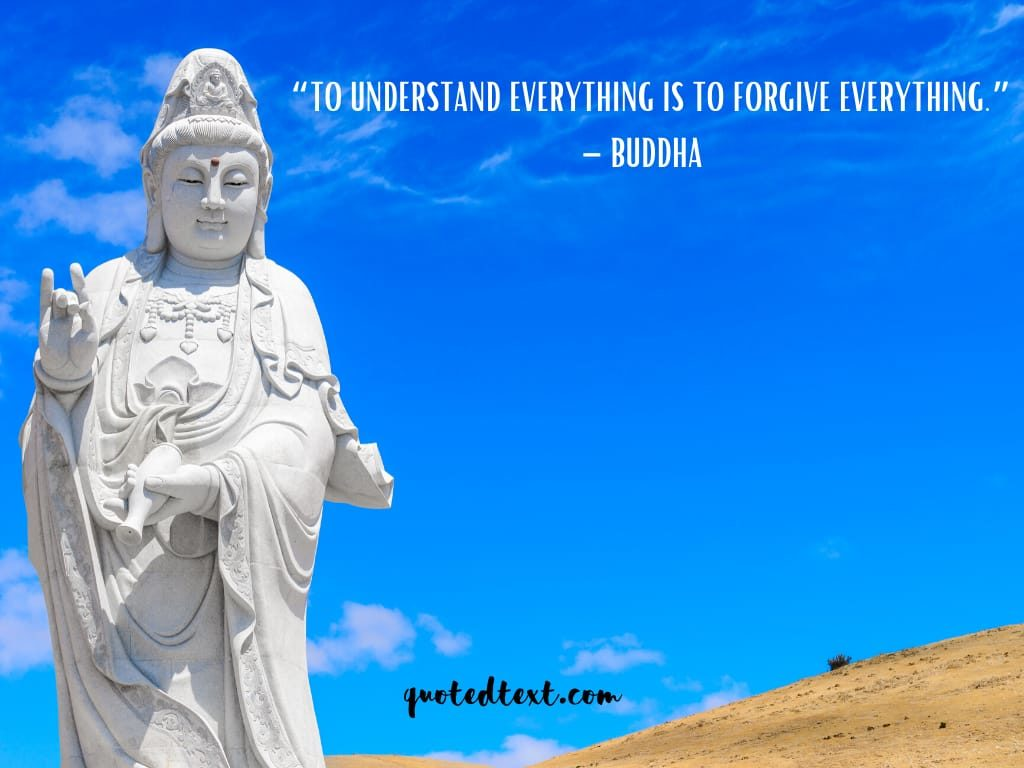 buddha quotes on forgive everyone