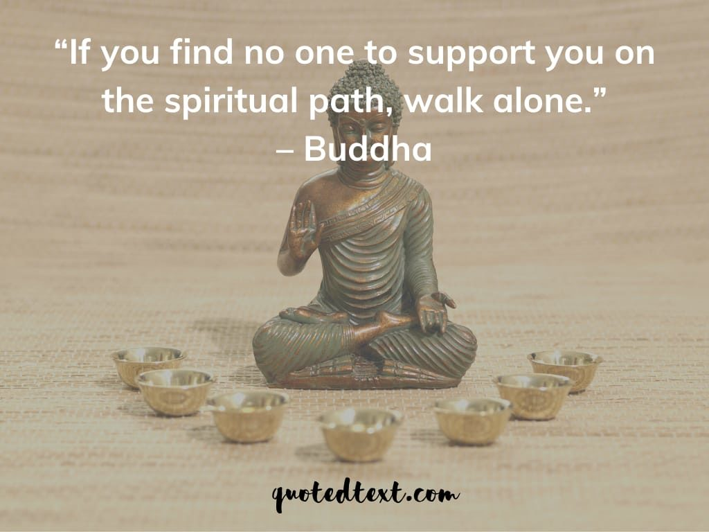 walk alone quotes best