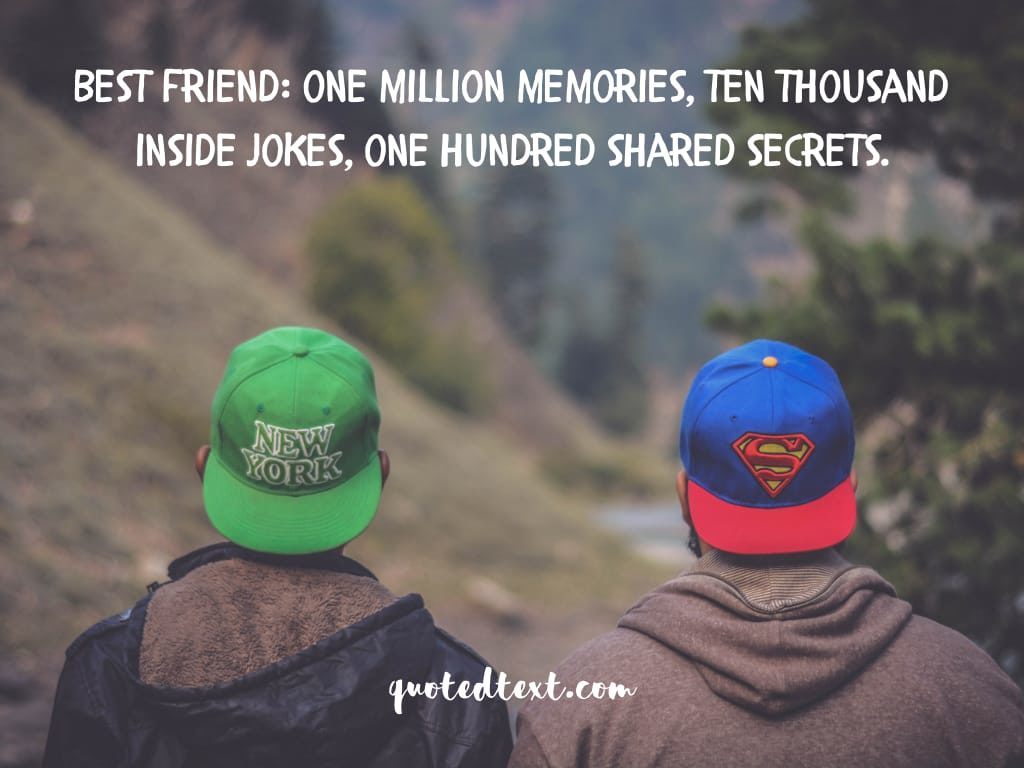 friendship memories status