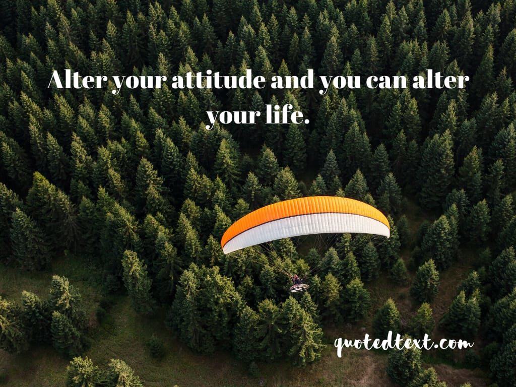 life attitude status