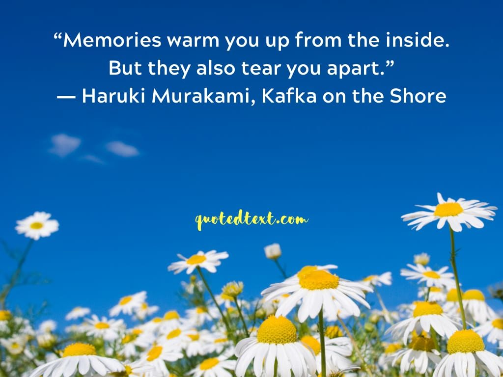 best memories quotes