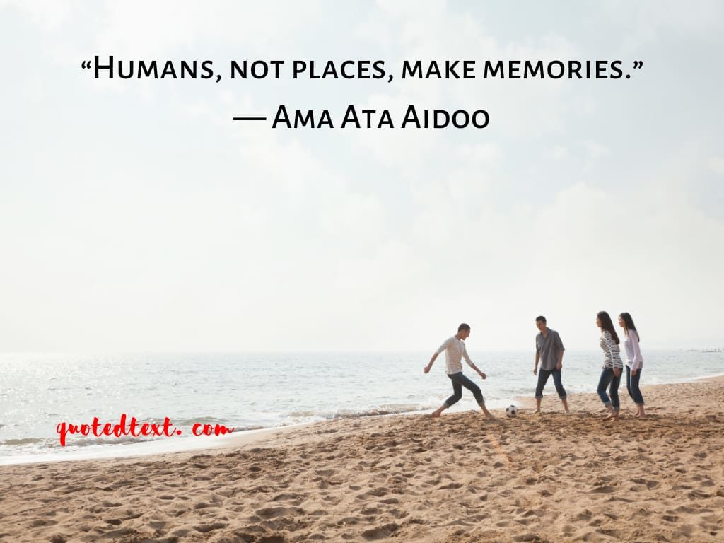 make memories quotes