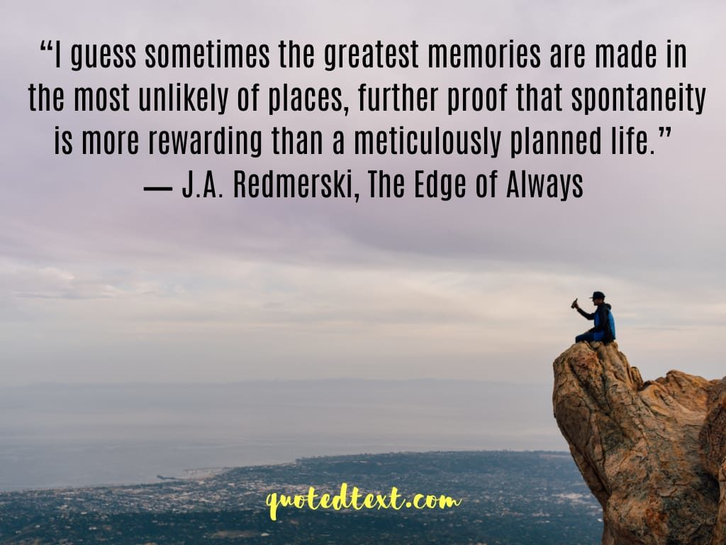 great memories quotes