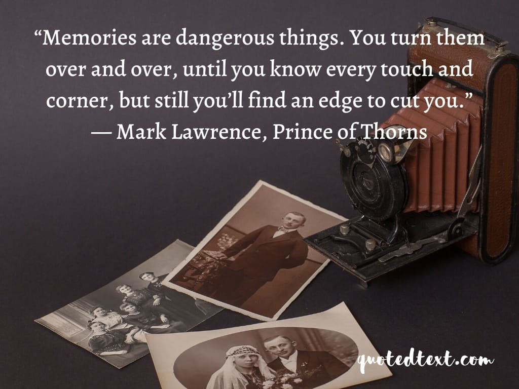 hurtful memories quotes