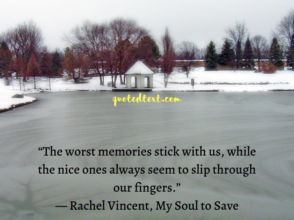 worst memories quotes