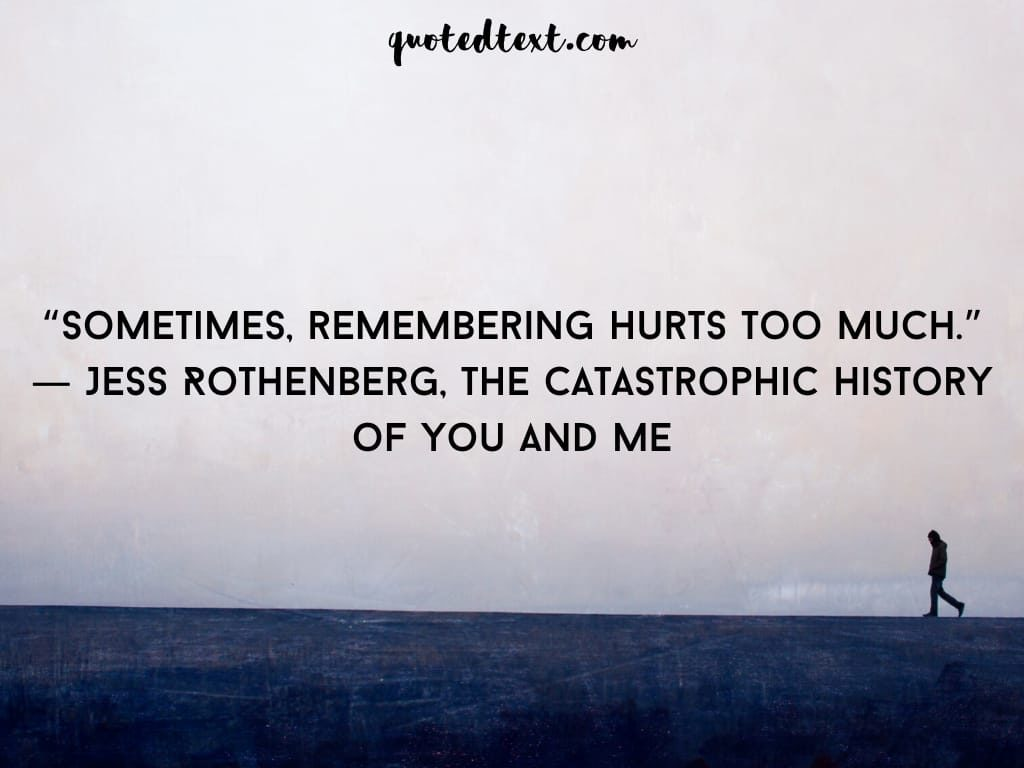 quotes on remembering someone