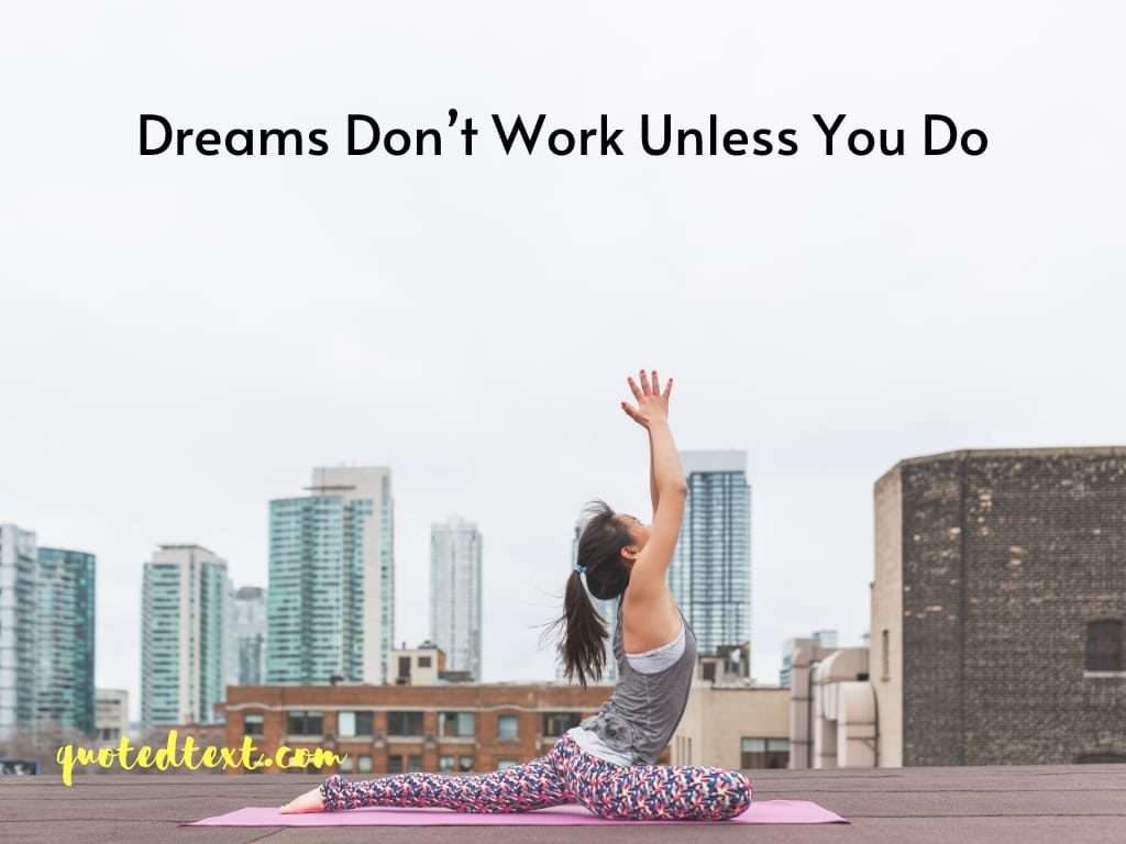 motivational status on dreams