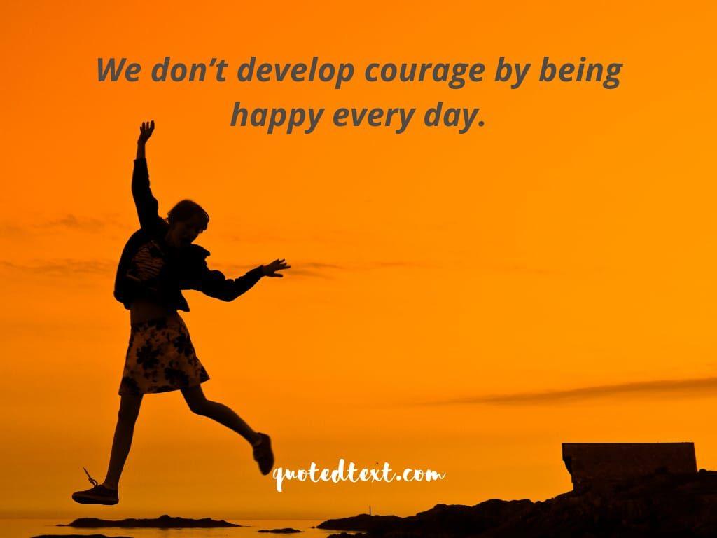 be happy everyday status