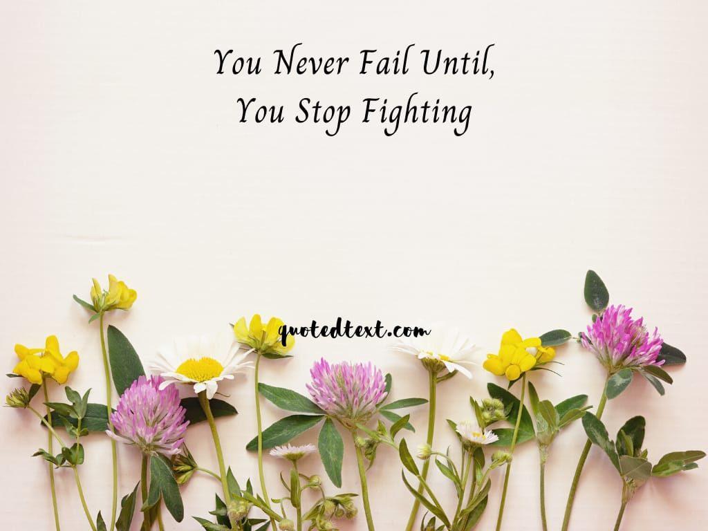 motivational status on failure