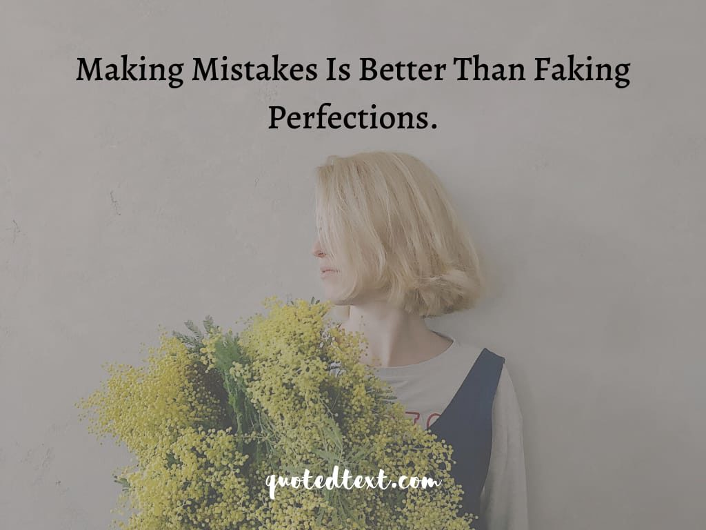 motivational status  on making mistakes