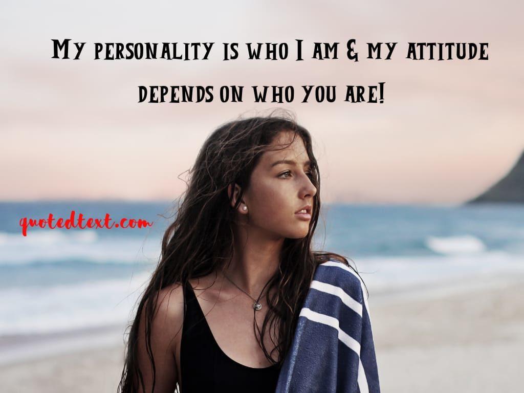 personality status