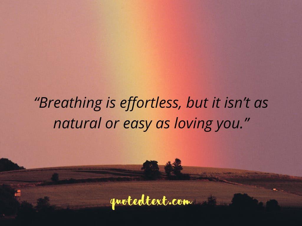 breathing status