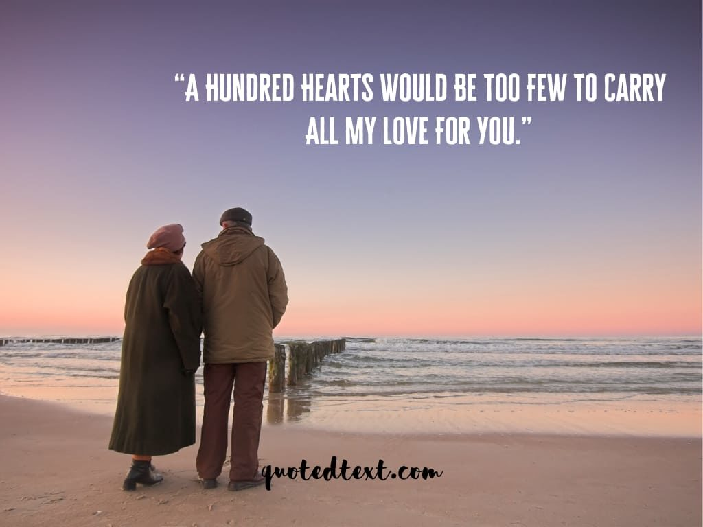 romantic status on love