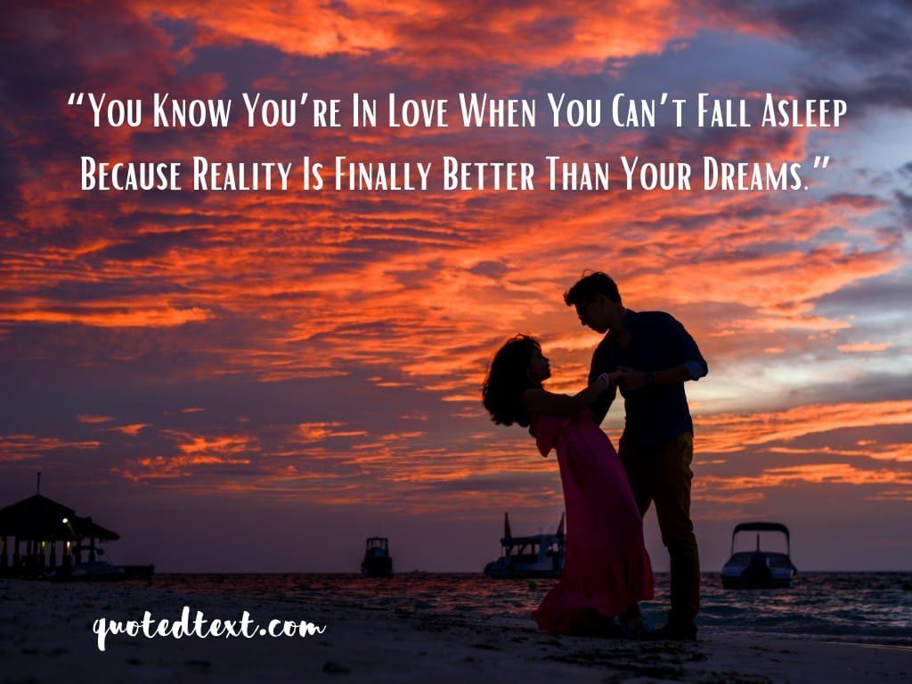 romantic status on reality
