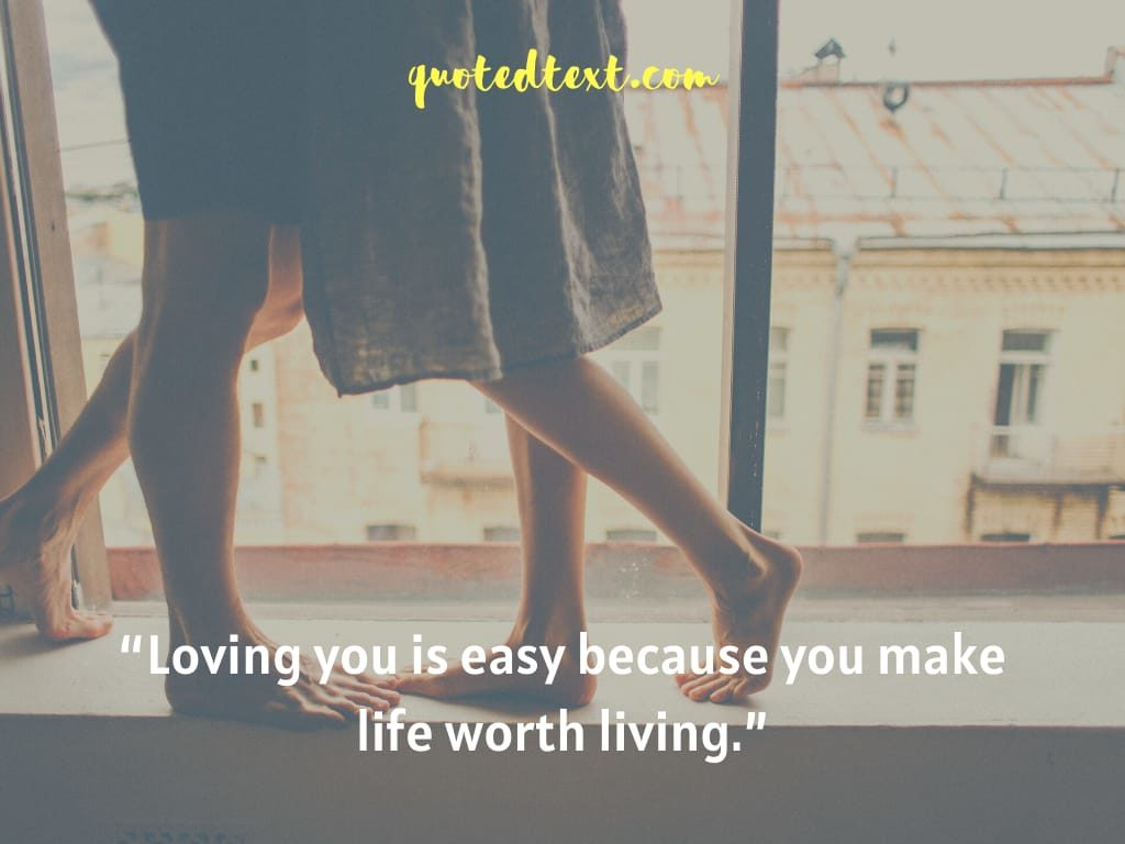 make life worth status