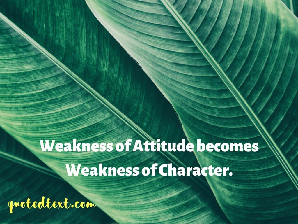 weakness status