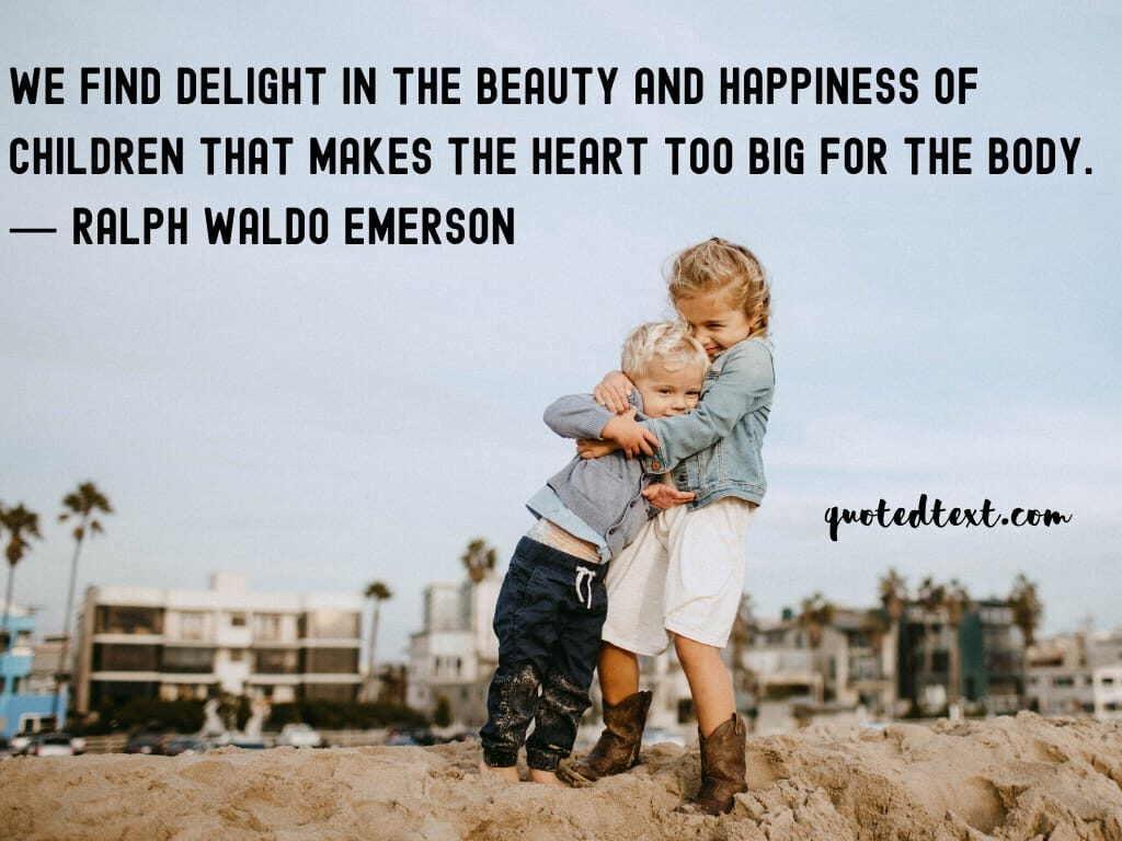 children quotes on happiness