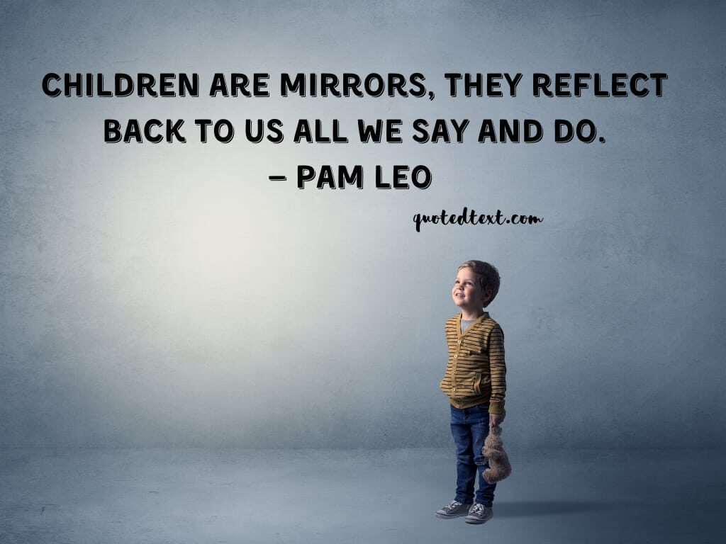 real children quotes