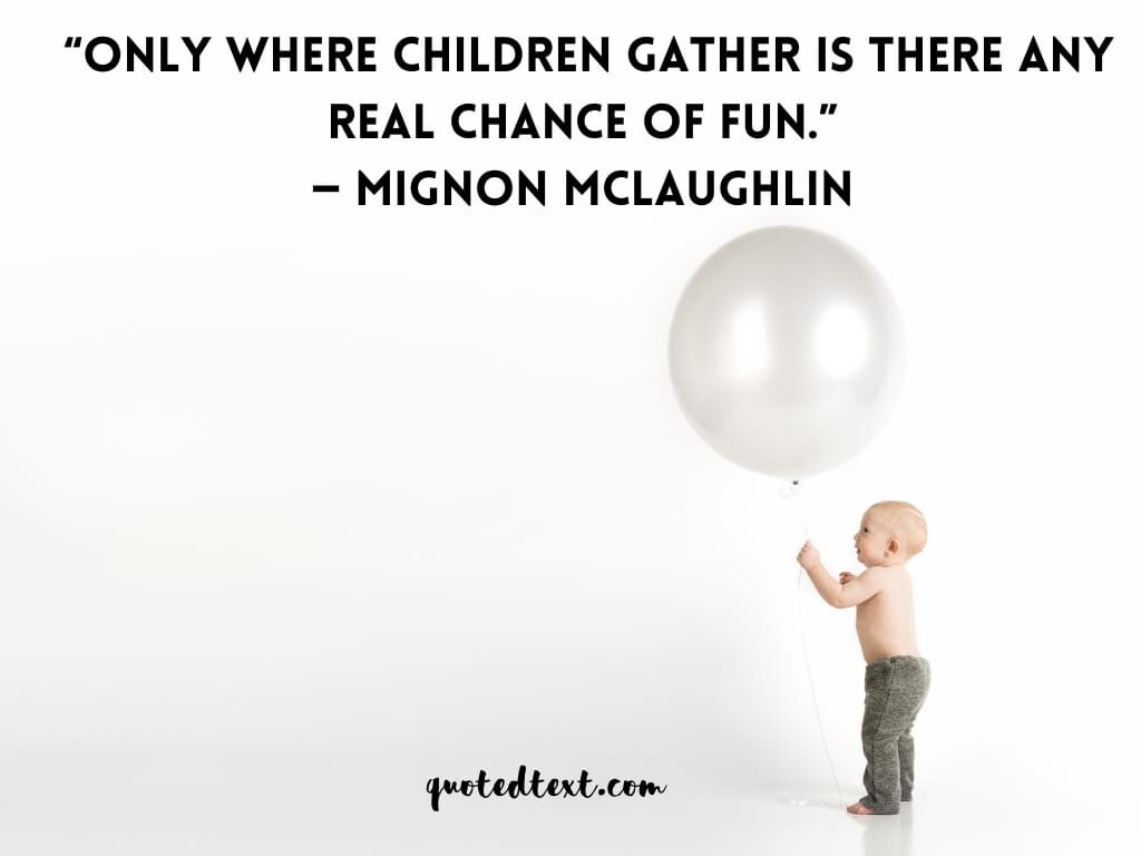 fun children quotes