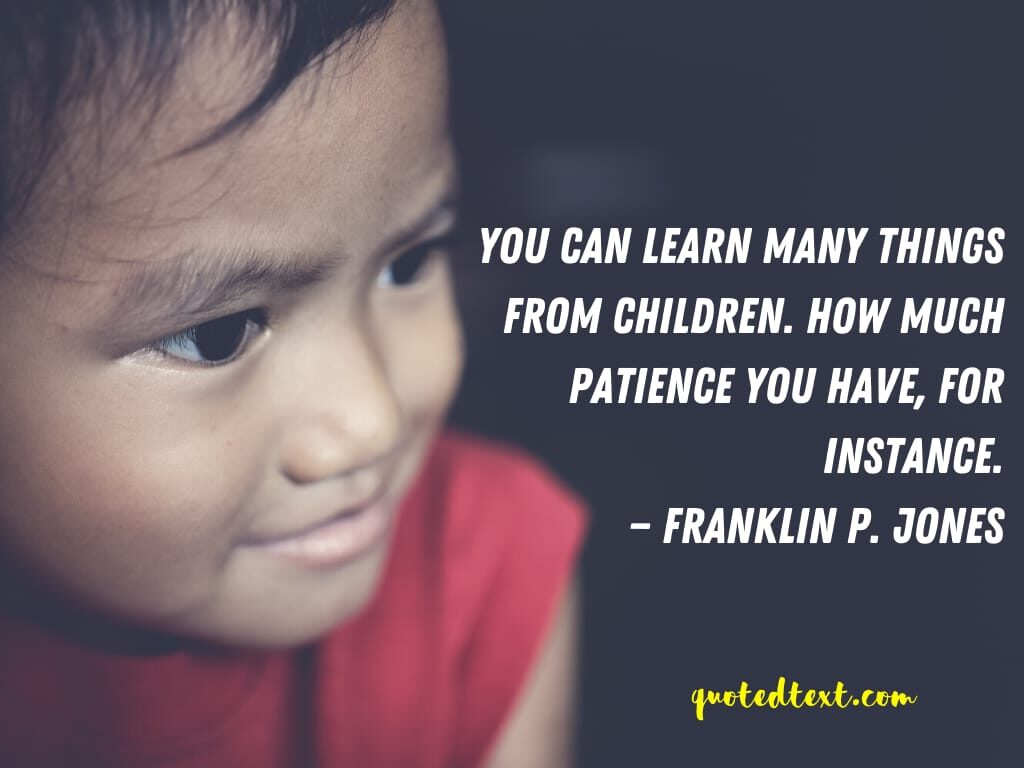 learning children quotes