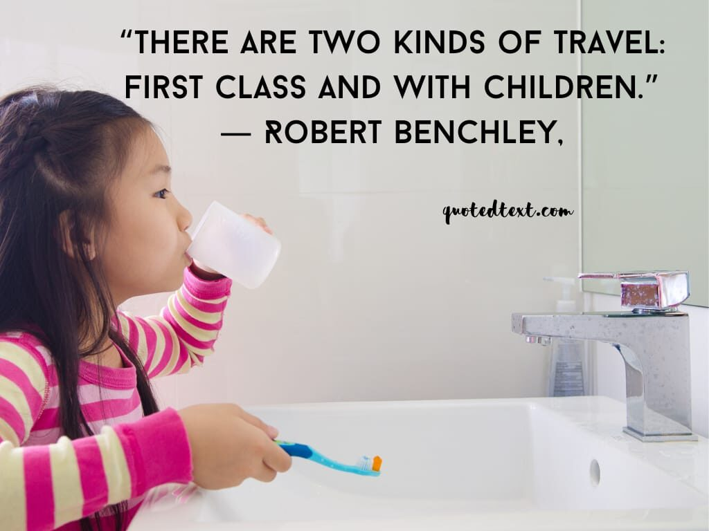 travelling with children quotes
